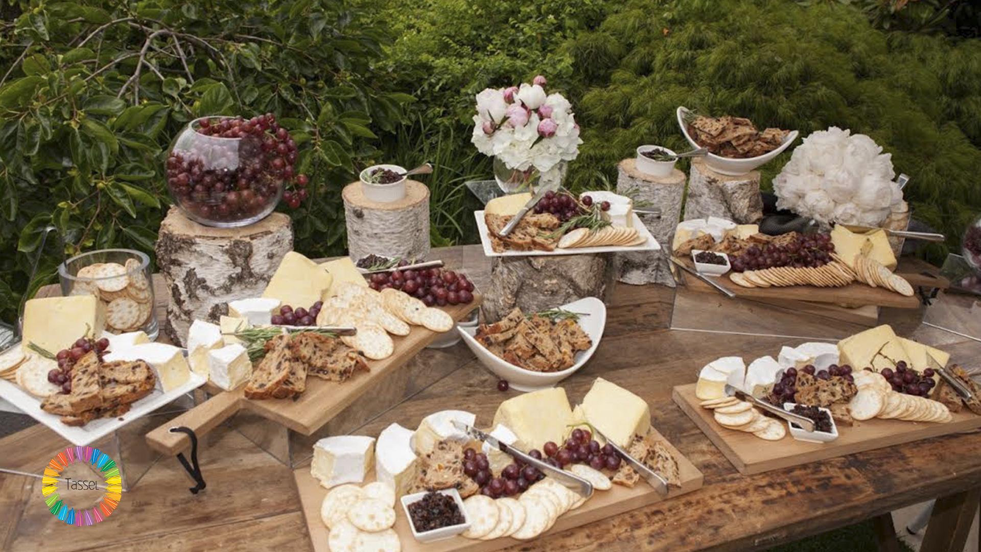 Сырные столы на свадьбу фото