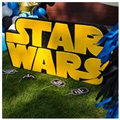 Организация детского праздника под ключ по сценарию Звездные войны
